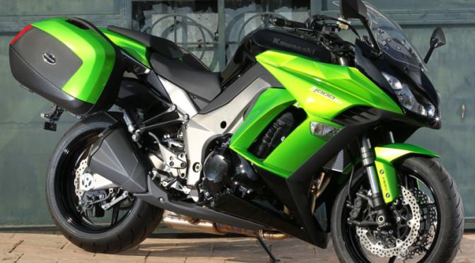 Prova Kawasaki Z1000SX 2011