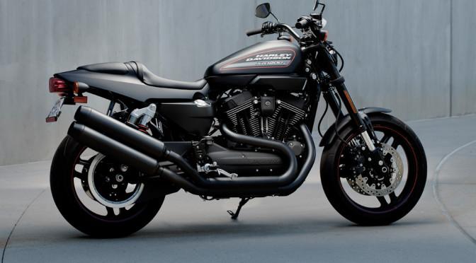 Prova Harley-Davidson XR1200X