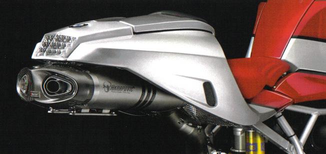 R1200S - Akrapovic