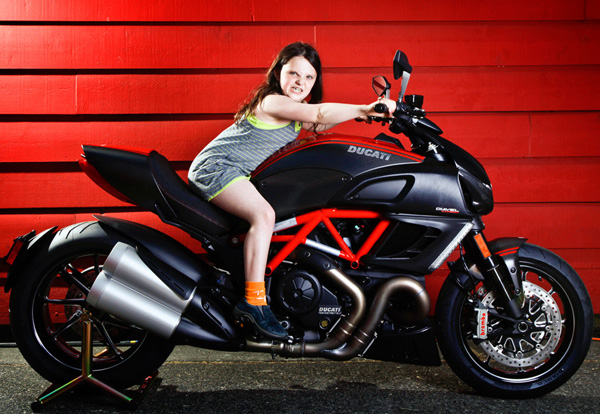 Quale moto è più adatta alle donne
