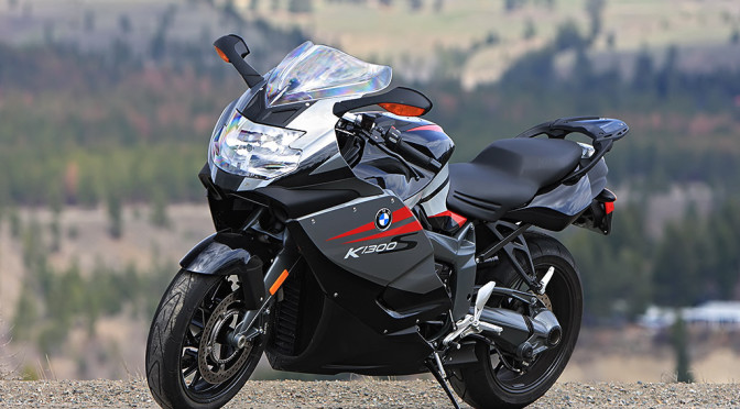Prova BMW K1200S 2008 & K1300S 2009