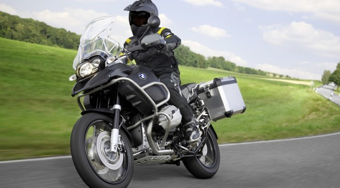 Prova BMW R1200GS Adventure 2010
