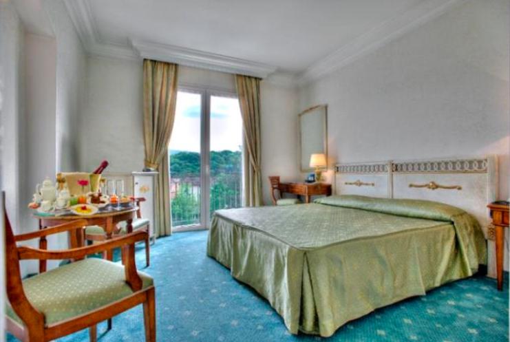 Hotel Fiuggi Terme camera