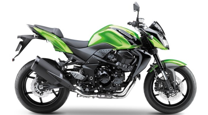 Prova Kawasaki Z750R 2011