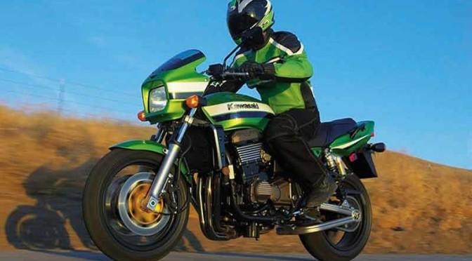 Prova Kawasaki ZRX1200R Lawson Replica