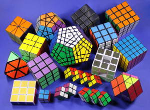 un cubo per ciascuno