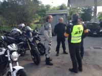 Safe Riders Day del 30 maggio 2015 a Castelluccio di Norcia